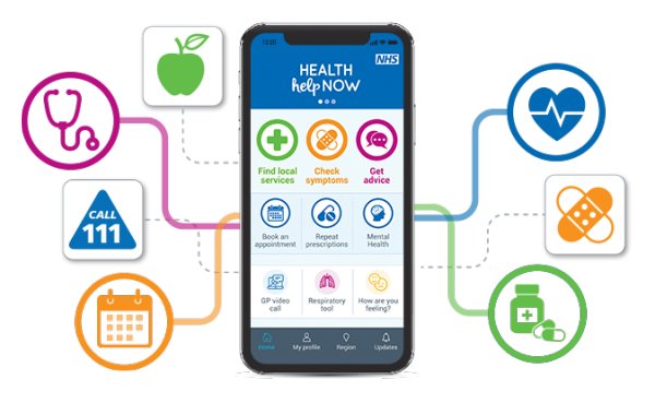 Health Help Now integrates into local systems   NEL