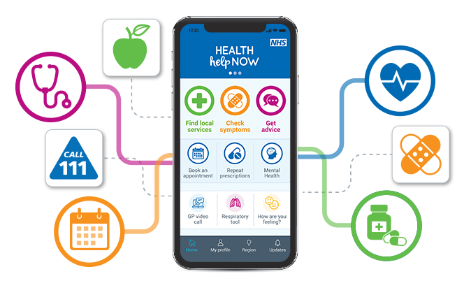 Health Help Now integrates into local systems | NEL
